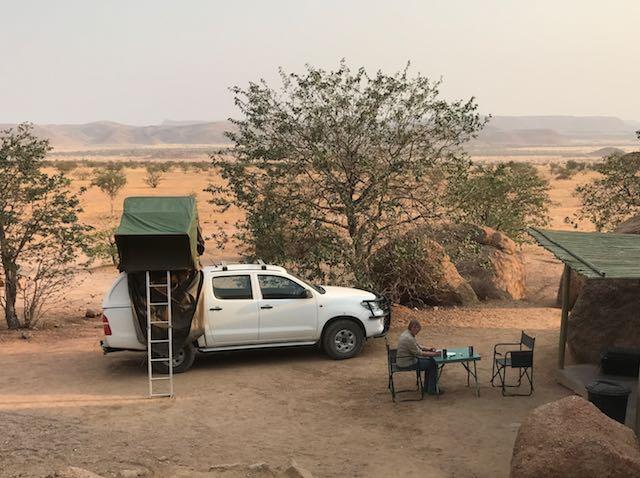 Namibië 2017